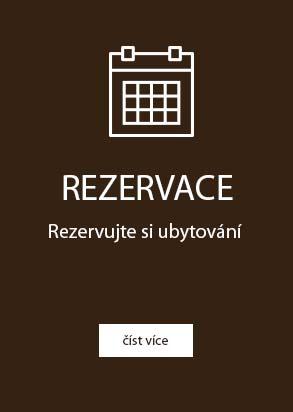 Rezervace Ubytování pod pálavou, formulář